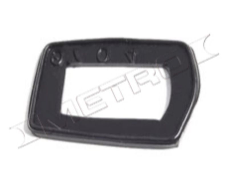 Metro Moulded MP 704-G Trunk Lock Pads Ford 1935-1936