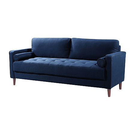 Lawrence Sofa, One Size , Blue
