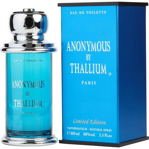 Thallium Anonymous - Yves De Sistelle Eau de Toilette Spray 100 ML