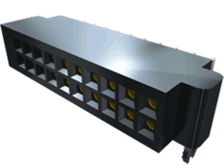 Samtec , SFMH, 10 Way, 2 Row PCB Header (625)