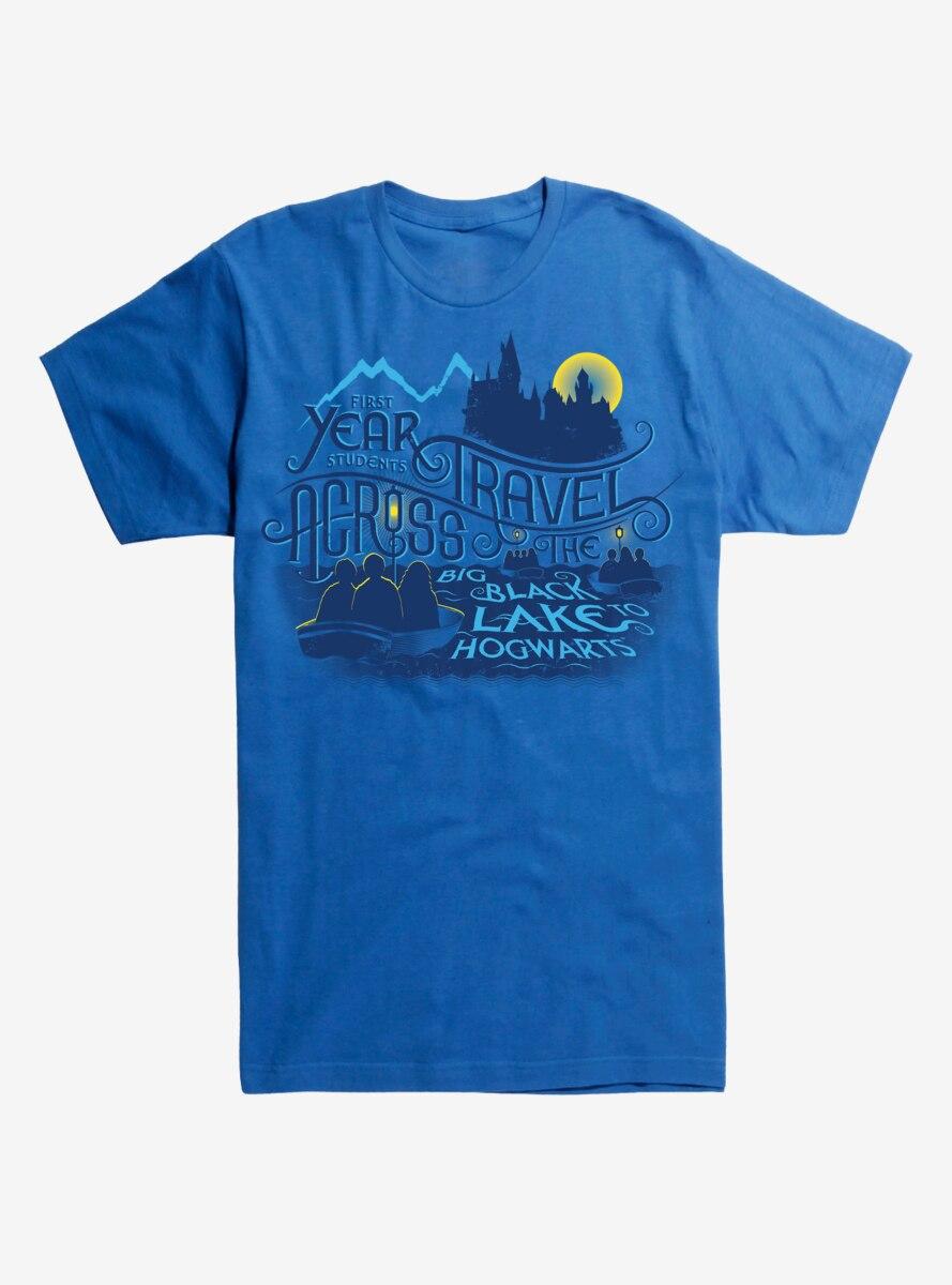 Harry Potter Big Black Lakes T-Shirt