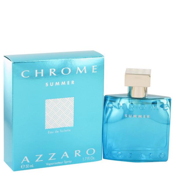 Chrome Summer - Loris Azzaro Eau de Toilette Spray 50 ML