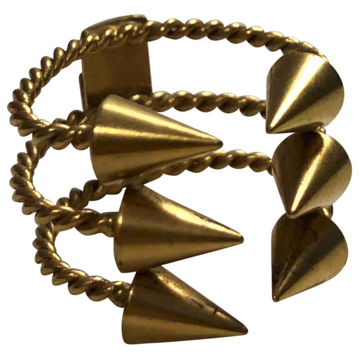 Ela Stone - Bague   pour femme en plaque or - dore