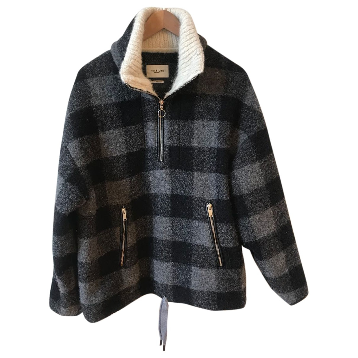 Isabel Marant Etoile \N Grey Wool Knitwear for Women 38 FR