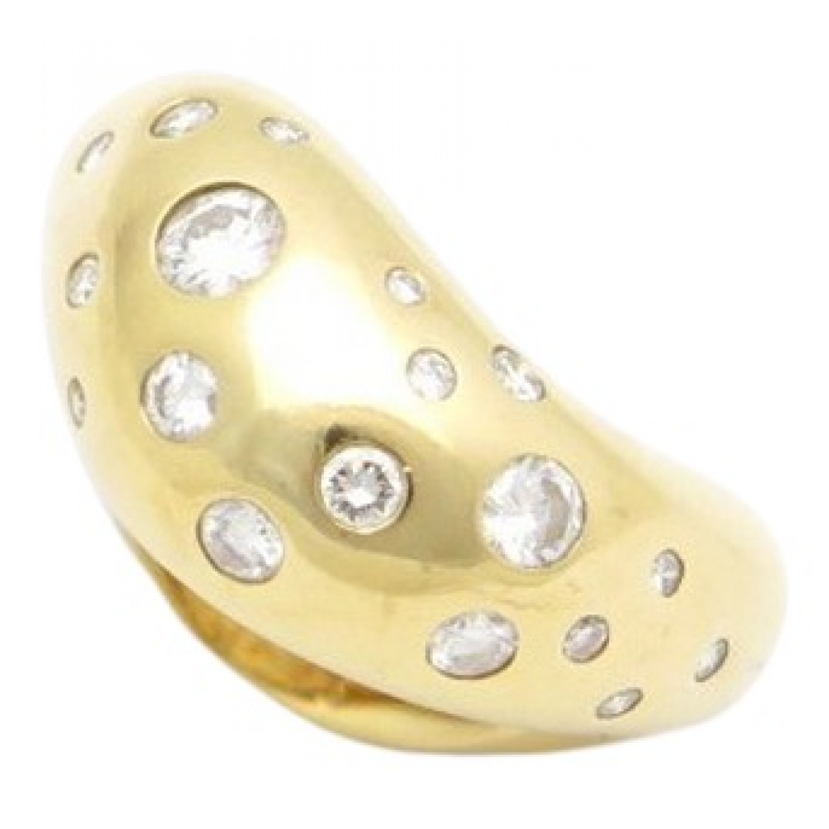 Fred - Bague   pour femme en or jaune - dore