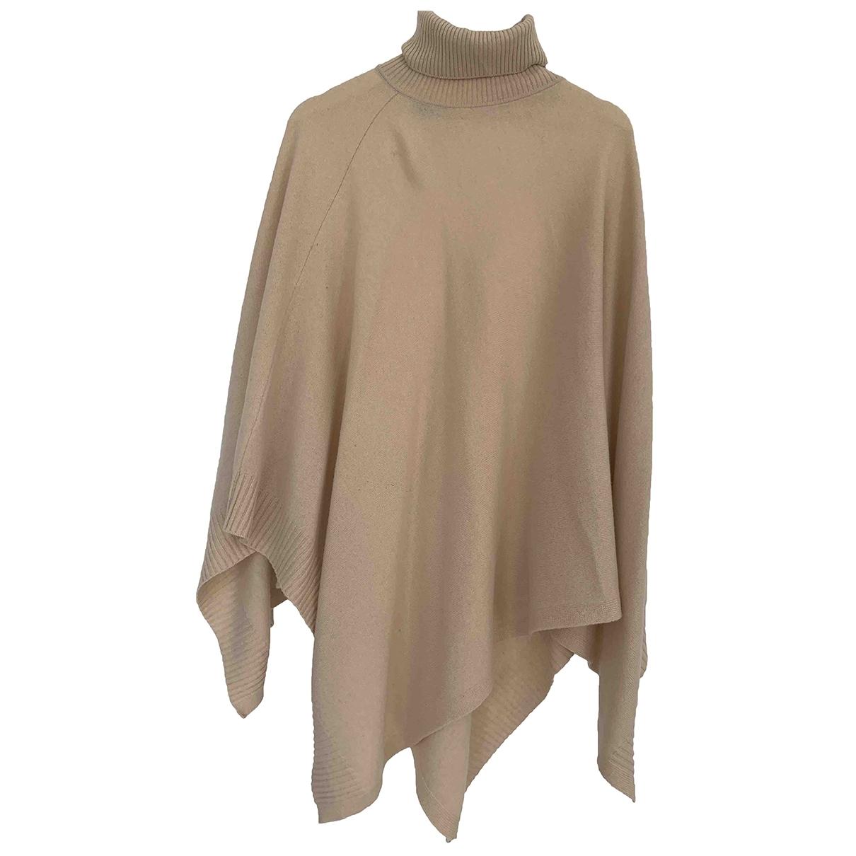 Hoss Intropia - Pull   pour femme en laine - blanc