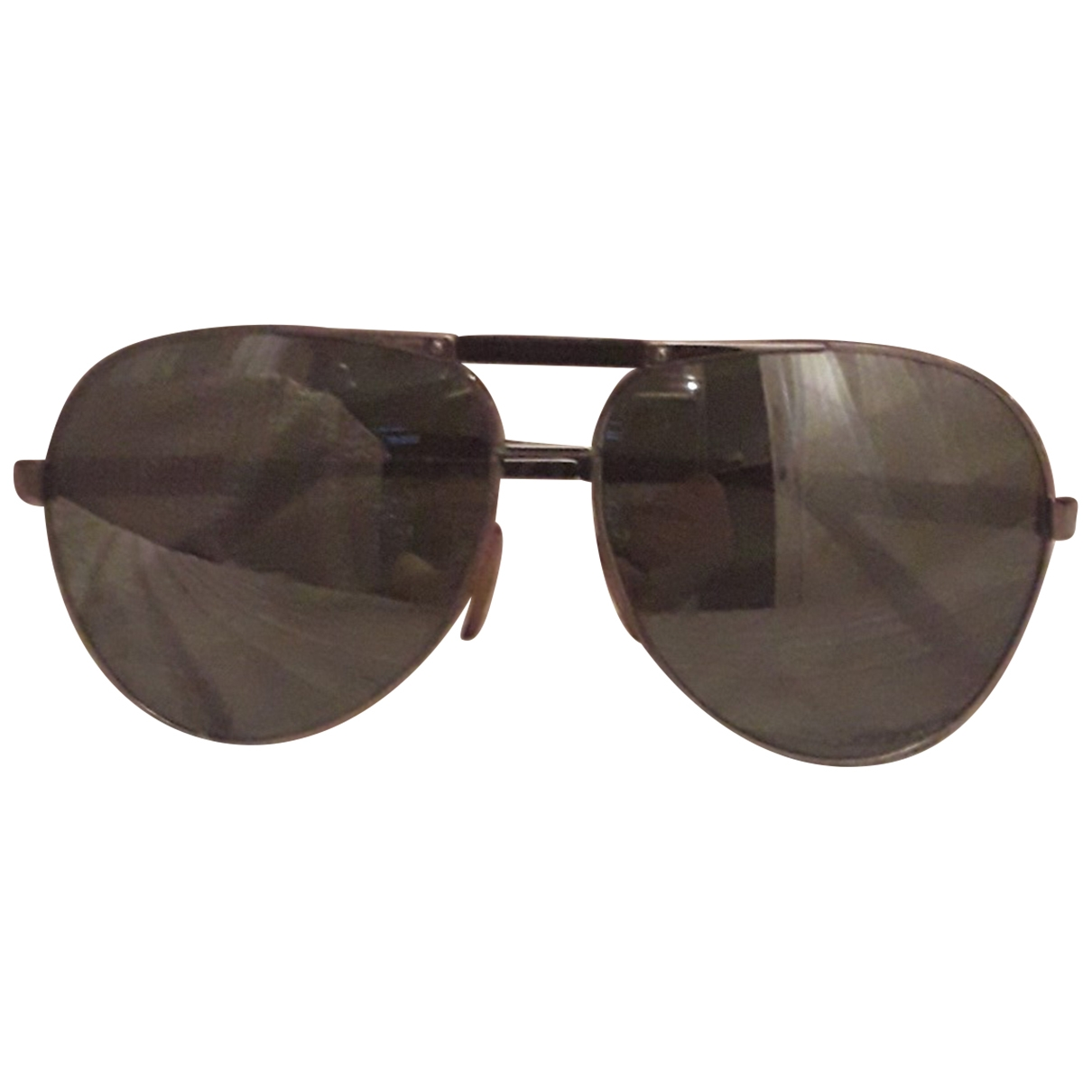 Dsquared2 \N Sonnenbrillen in  Silber Metall