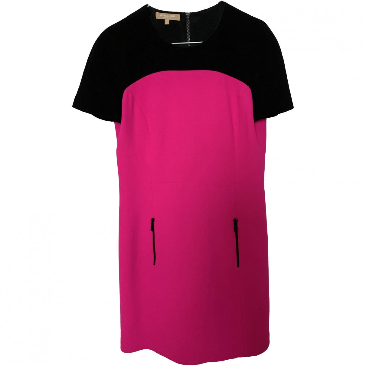 Michael Kors \N Pink Wool dress for Women 8 US