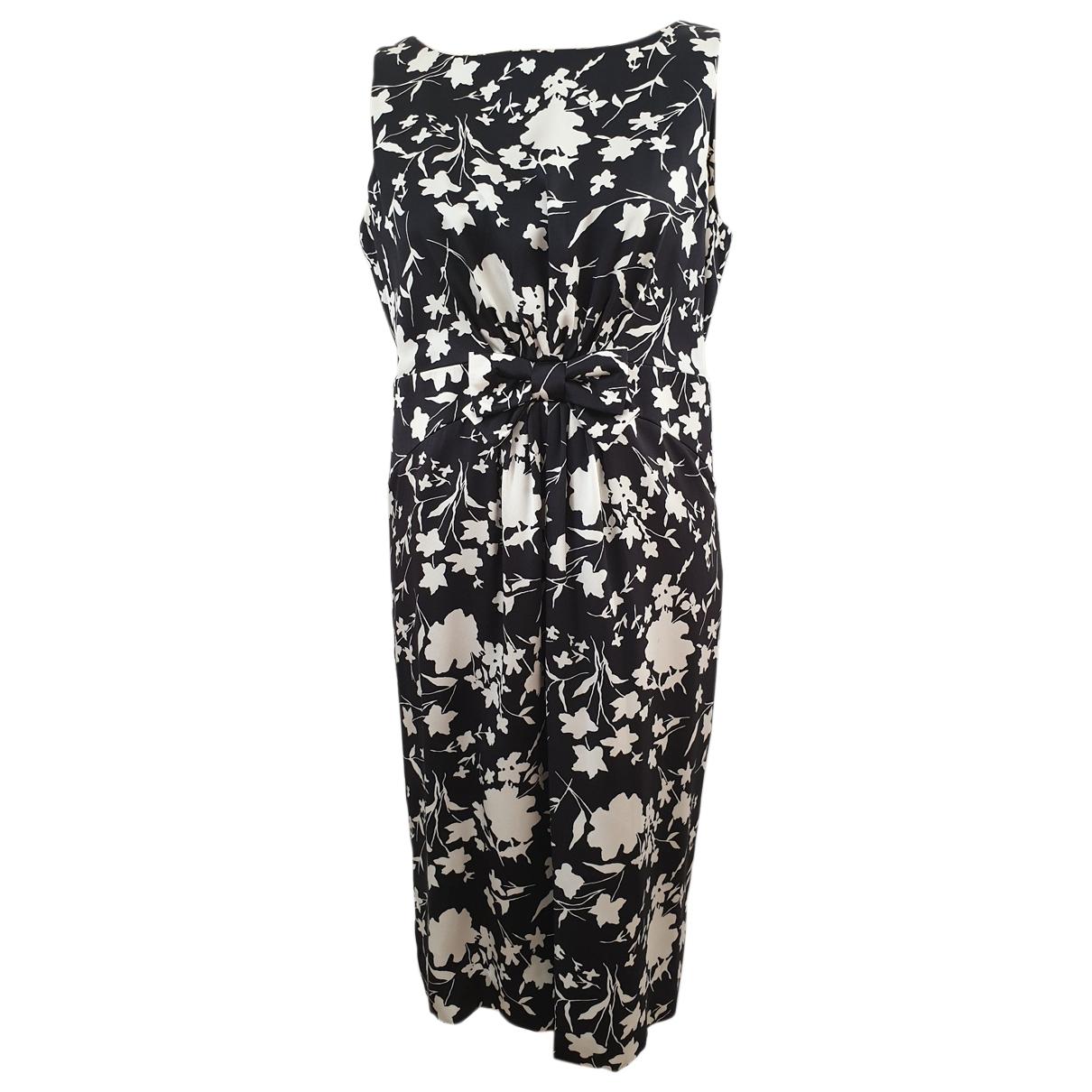 Non Signé / Unsigned \N Multicolour Silk dress for Women 32 FR
