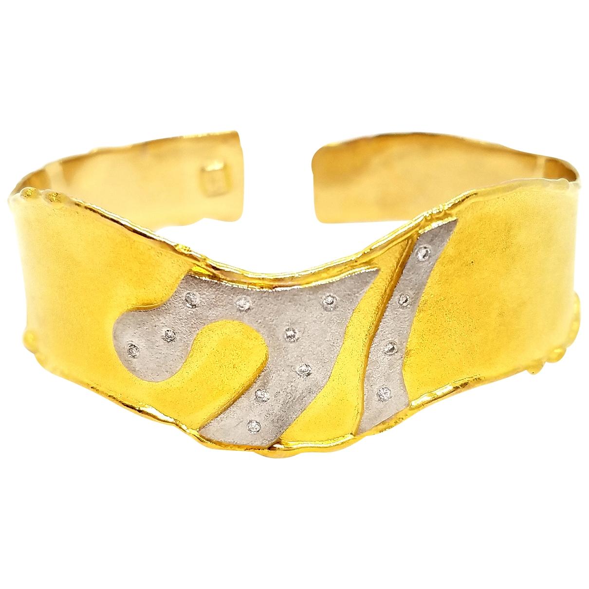 Pulsera de Oro amarillo Autre Marque