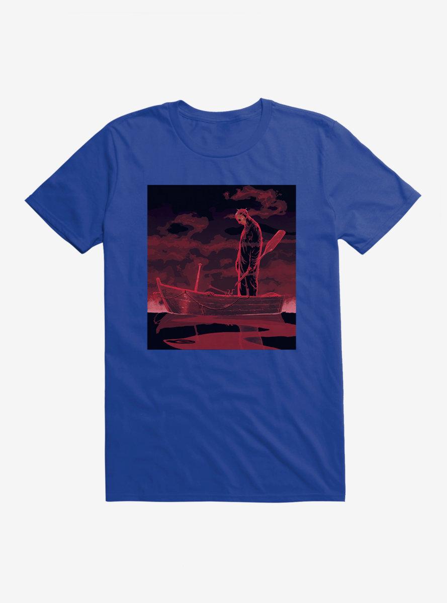 Friday The 13th Jason Canoe T-Shirt