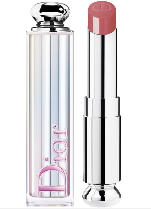 Addict Stellar Shine Lipstick - 260 Mirage- Pink Nude (Satin)