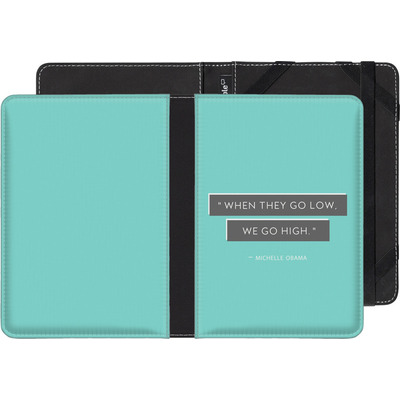 Kobo Aura Edition 2 eBook Reader Huelle - Aim High von caseable Designs