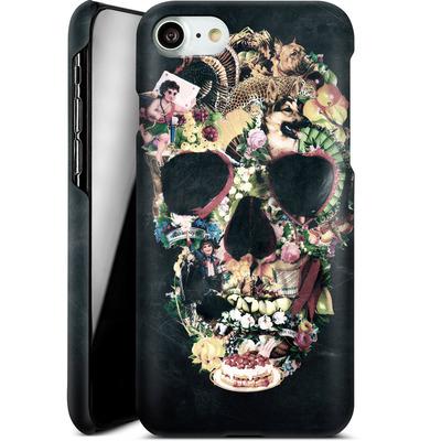 Apple iPhone 7 Smartphone Huelle - Vintage Skull von Ali Gulec