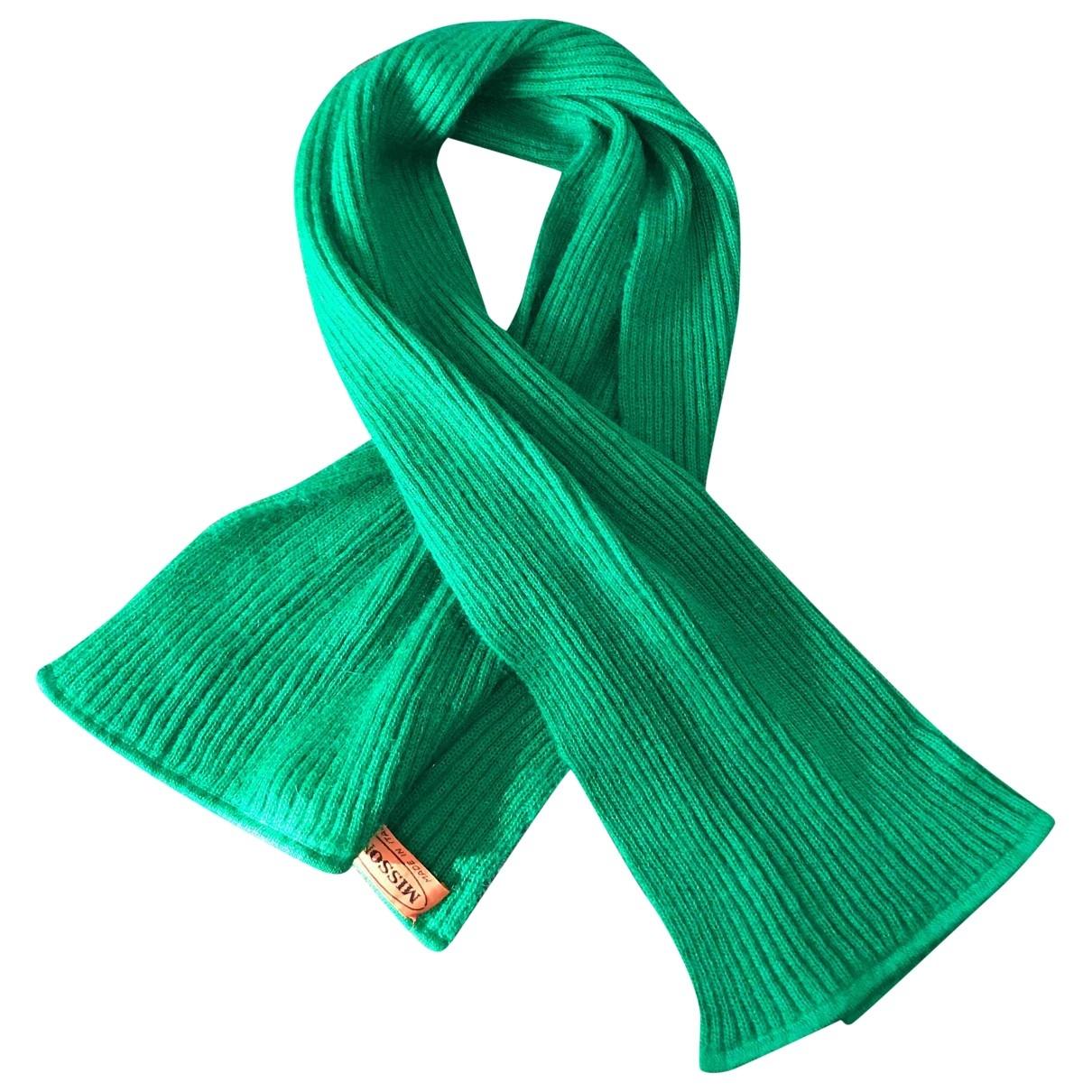 Pañuelo / bufanda de Lana Missoni