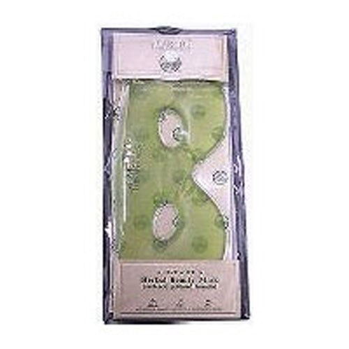 Fire & Ice Herbal Beauty Mask Eye mask, 1 EA by Earth Therapeutics