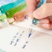 1 Stueck Zufaellige Farbe Kalligraphie-Stift