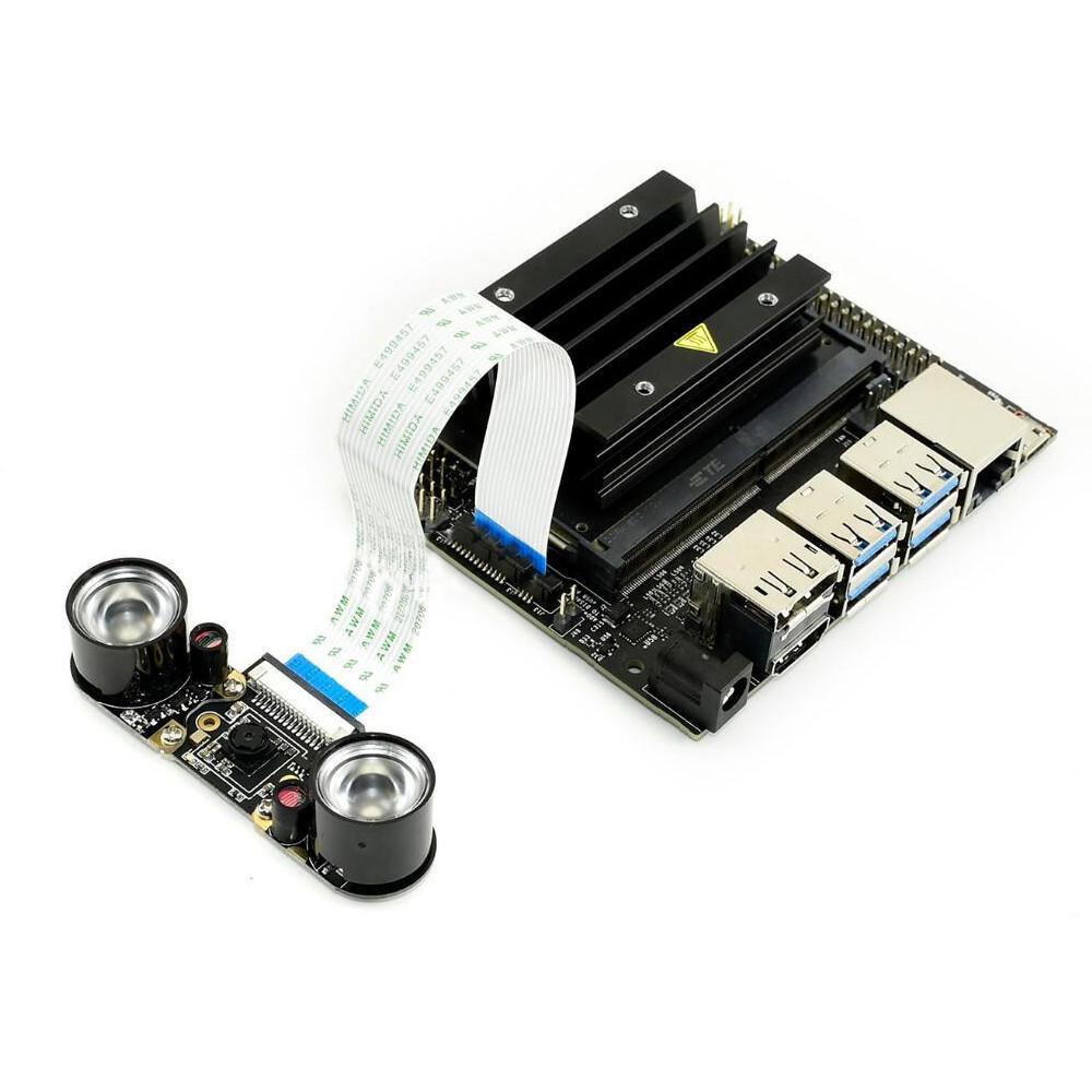 Wareshare IMX219 Camera Module Applicable for Jetson Nano 77/120/160/200 FOV 8 Megapixels