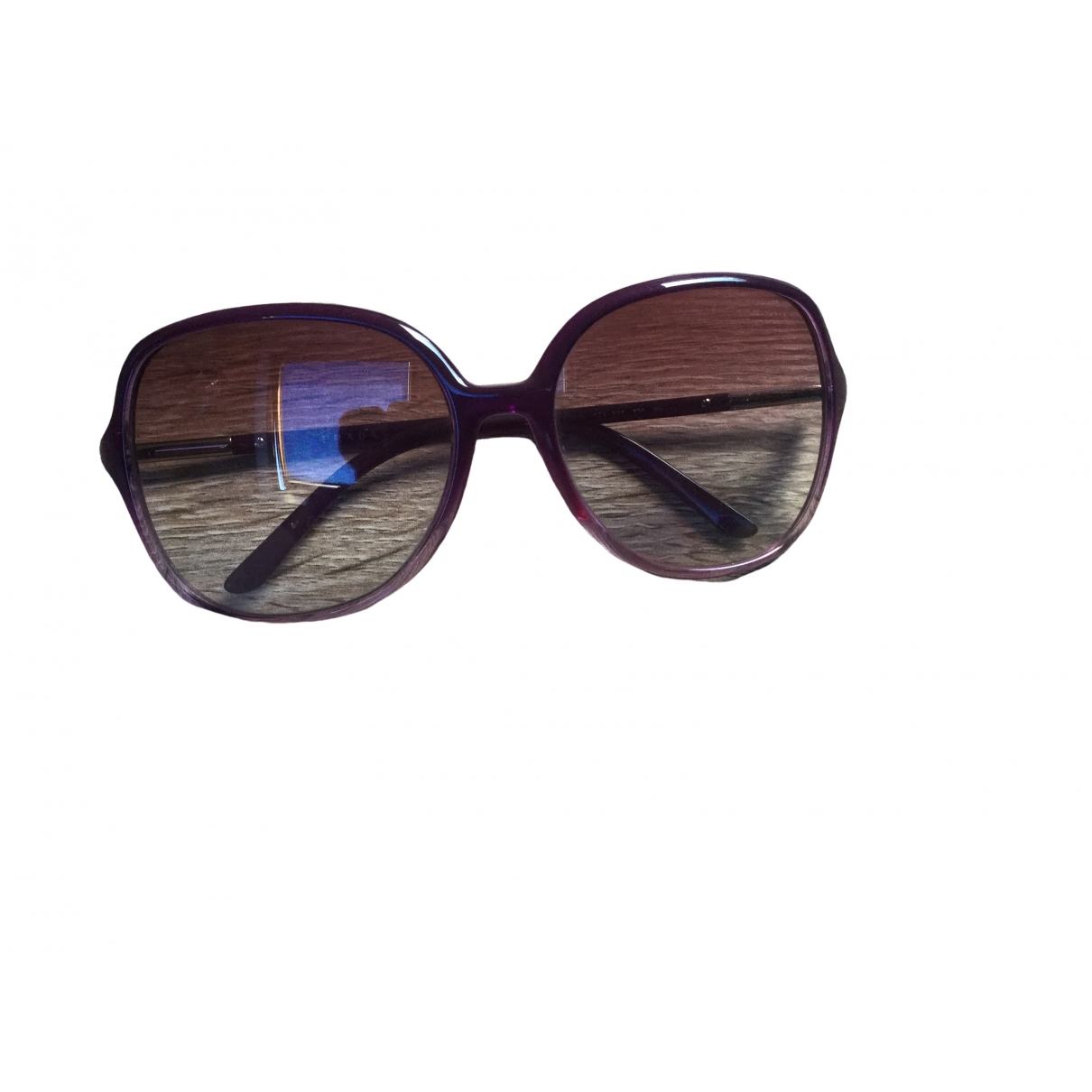 Prada \N Purple Sunglasses for Women \N