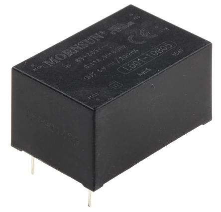 RS PRO , 1W Embedded Switch Mode Power Supply SMPS, 5V dc, Encapsulated