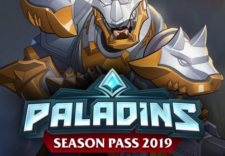 Paladins - Season Pass 2019 EU Steam Altergift