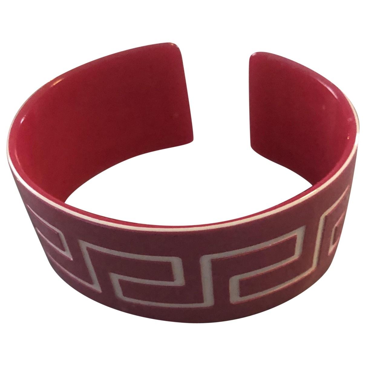 - Bracelet Manchette pour femme - rose
