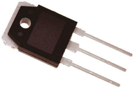 ON Semiconductor ON Semi 300V 30A, Dual Silicon Junction Diode, 3-Pin TO-3P FFA60UP30DNTU (2)