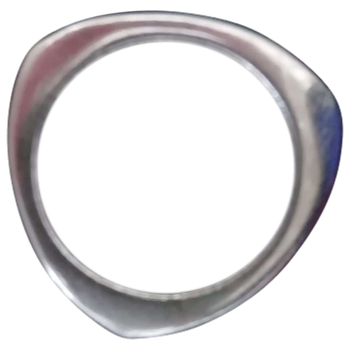 Non Signe / Unsigned Alliance Ring in  Silber Silber