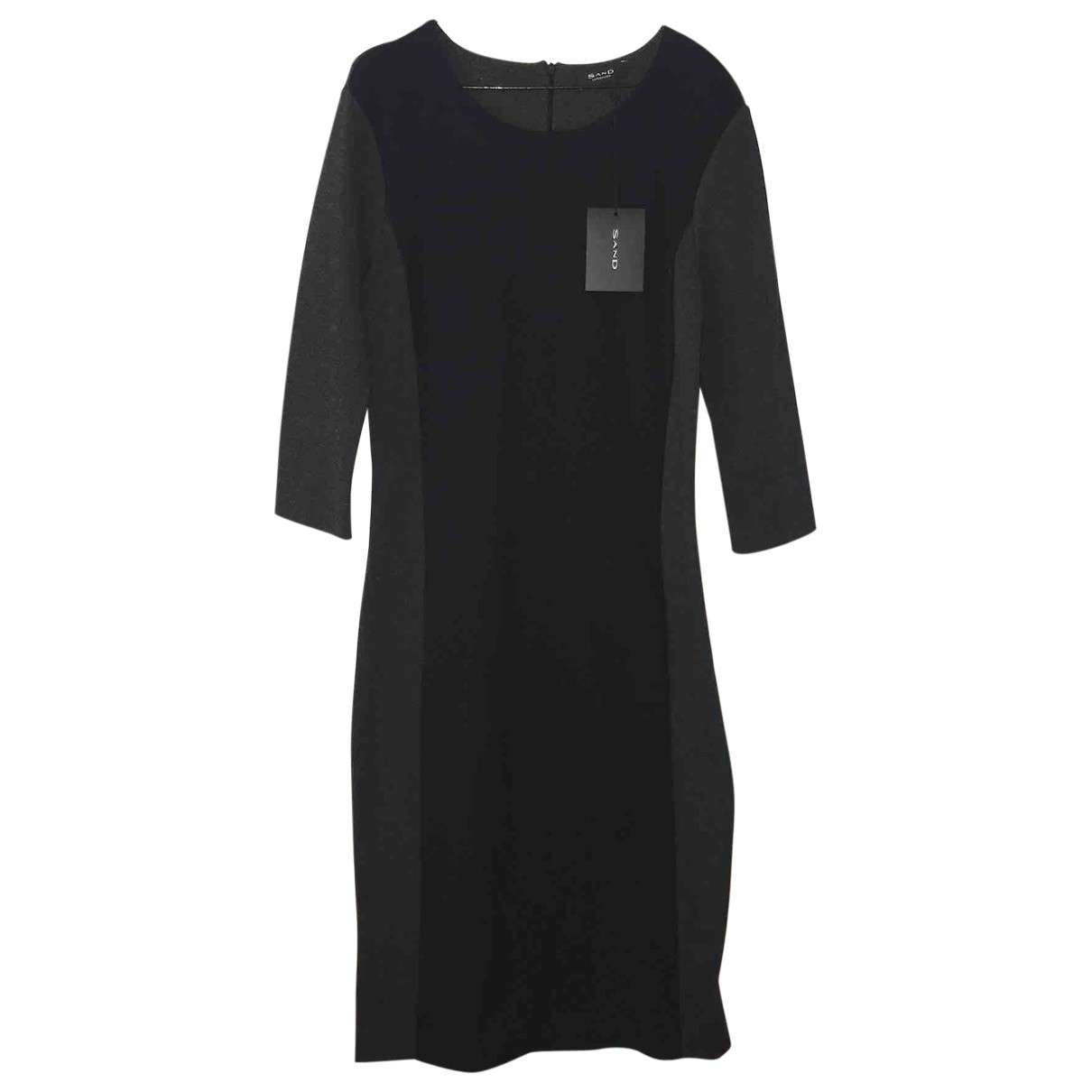 Sand \N Black dress for Women M International