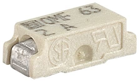 Schurter 10A F Non-Resettable Surface Mount Fuse, 63V ac/dc (10)