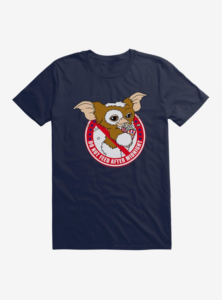 Gremlins Do Not Feed After Midnight T-Shirt