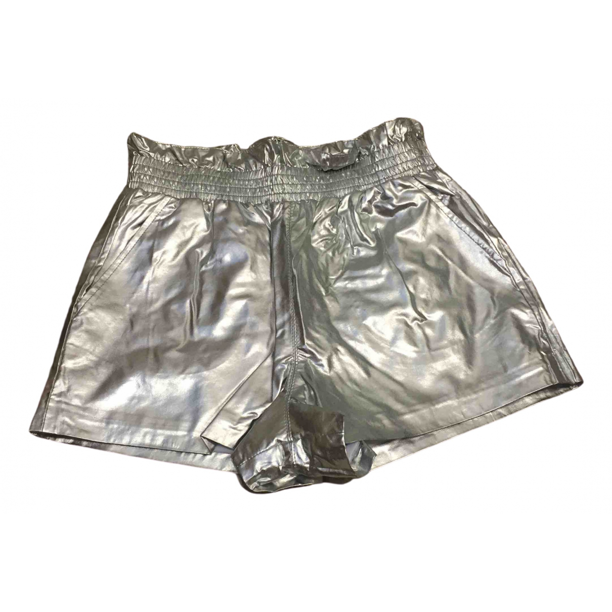tophop \N Silver Shorts for Women 6 UK