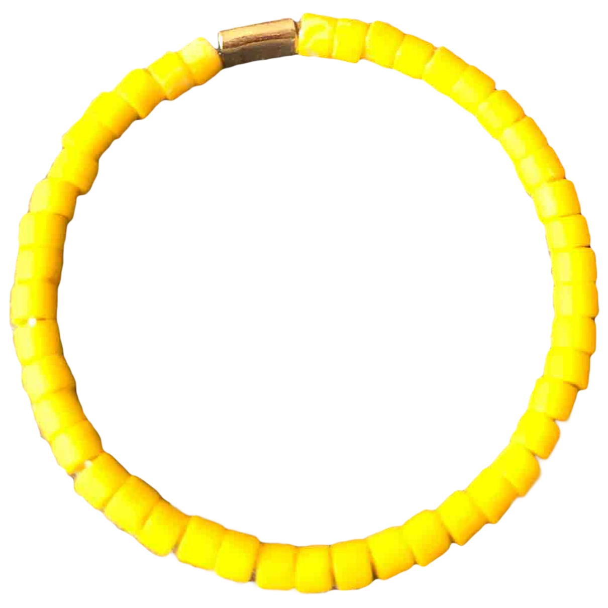 Alexandra Margnat \N Ring in  Gelb Metall