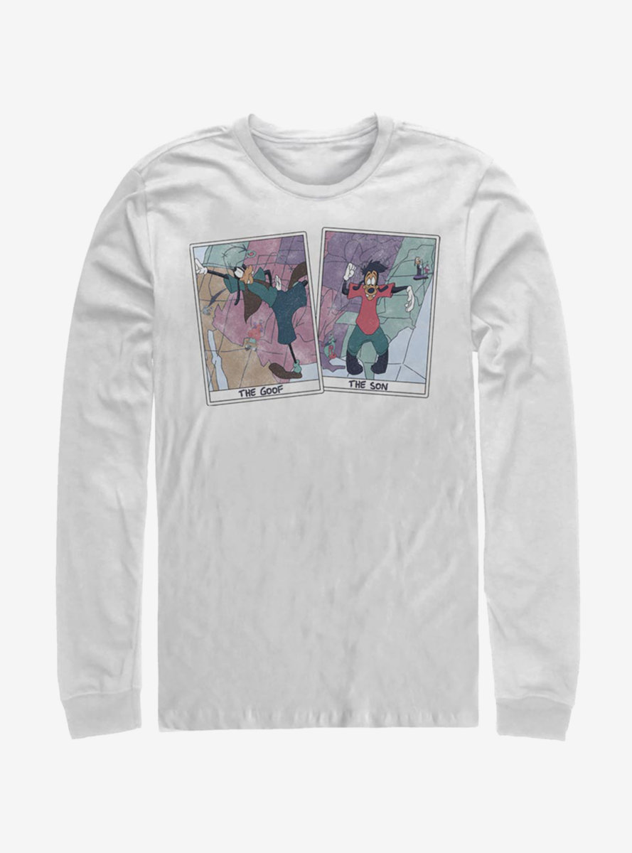 Disney The Goofy Movie A Goofy Trip Long-Sleeve T-Shirt