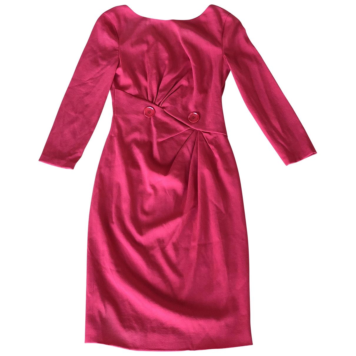 Versace \N Red Wool dress for Women 40 IT