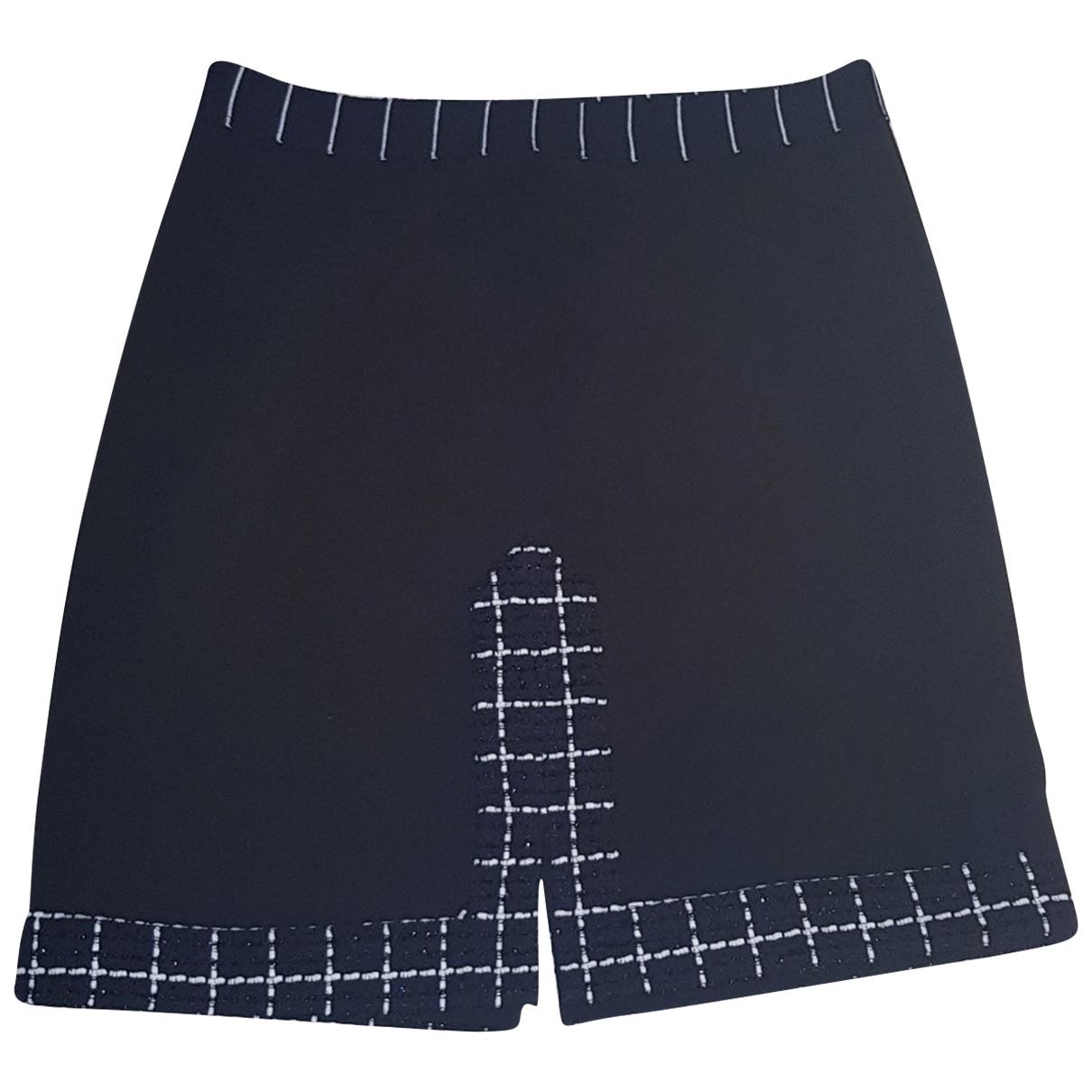 Non Signe / Unsigned \N Rocke in  Schwarz Polyester