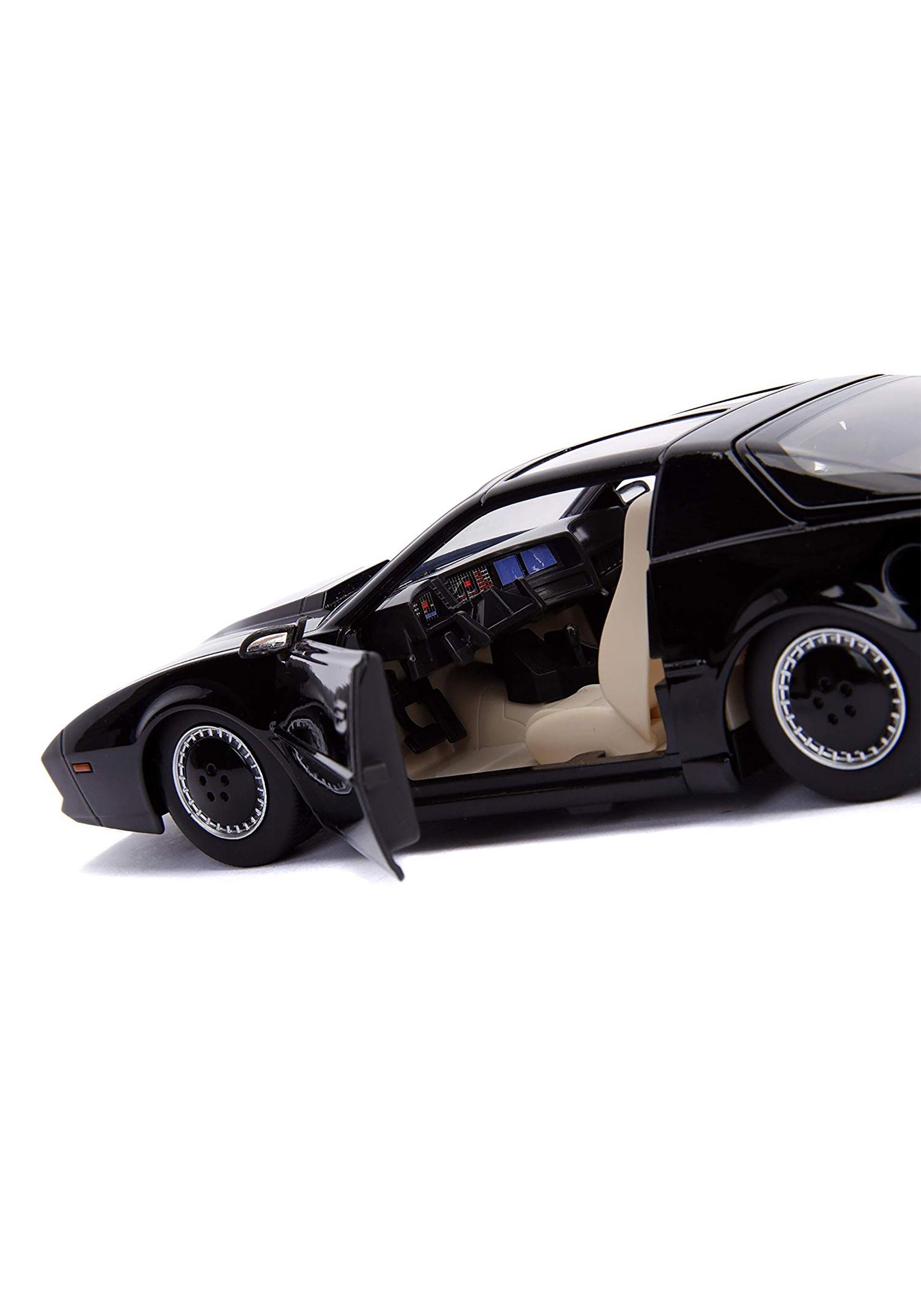Hollywood Rides K.I.T.T. Knight Rider 1:24 Die Cast Vehicle w/ Light