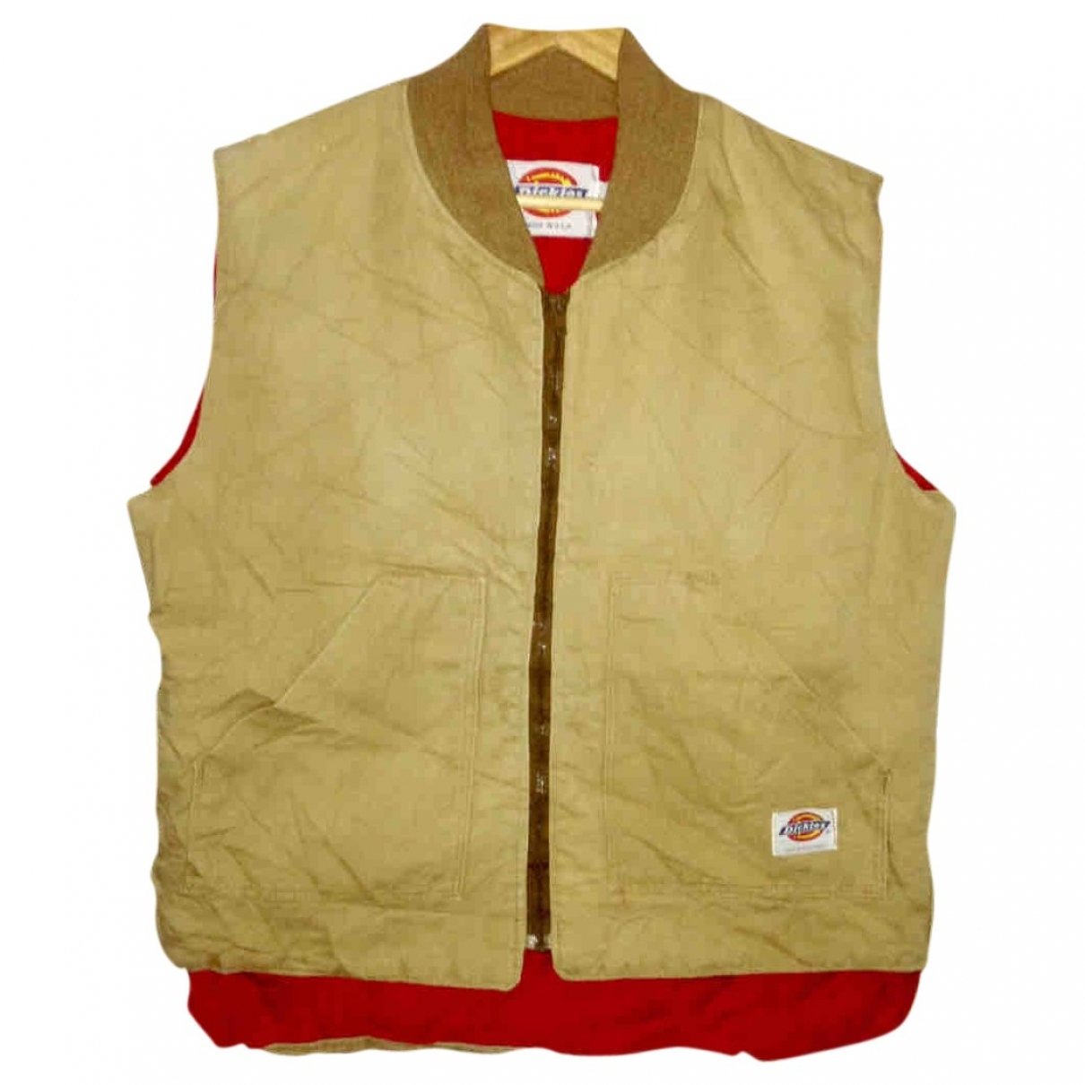 Dickies \N Red jacket  for Men L International