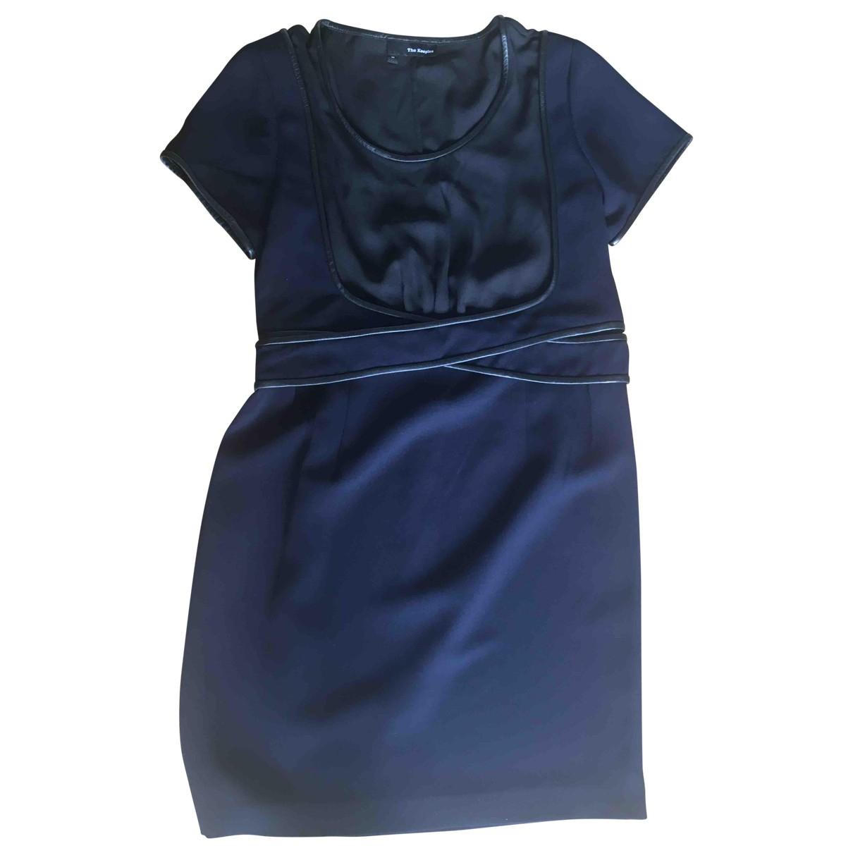 The Kooples \N Navy dress for Women 38 FR