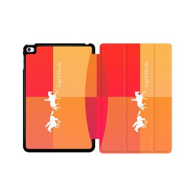 Apple iPad mini 4 Tablet Smart Case - Geometric Silhouette von Ingrid Klimke