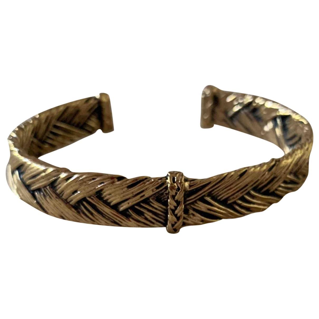 Aurelie Bidermann - Bracelet   pour femme en plaque or - dore