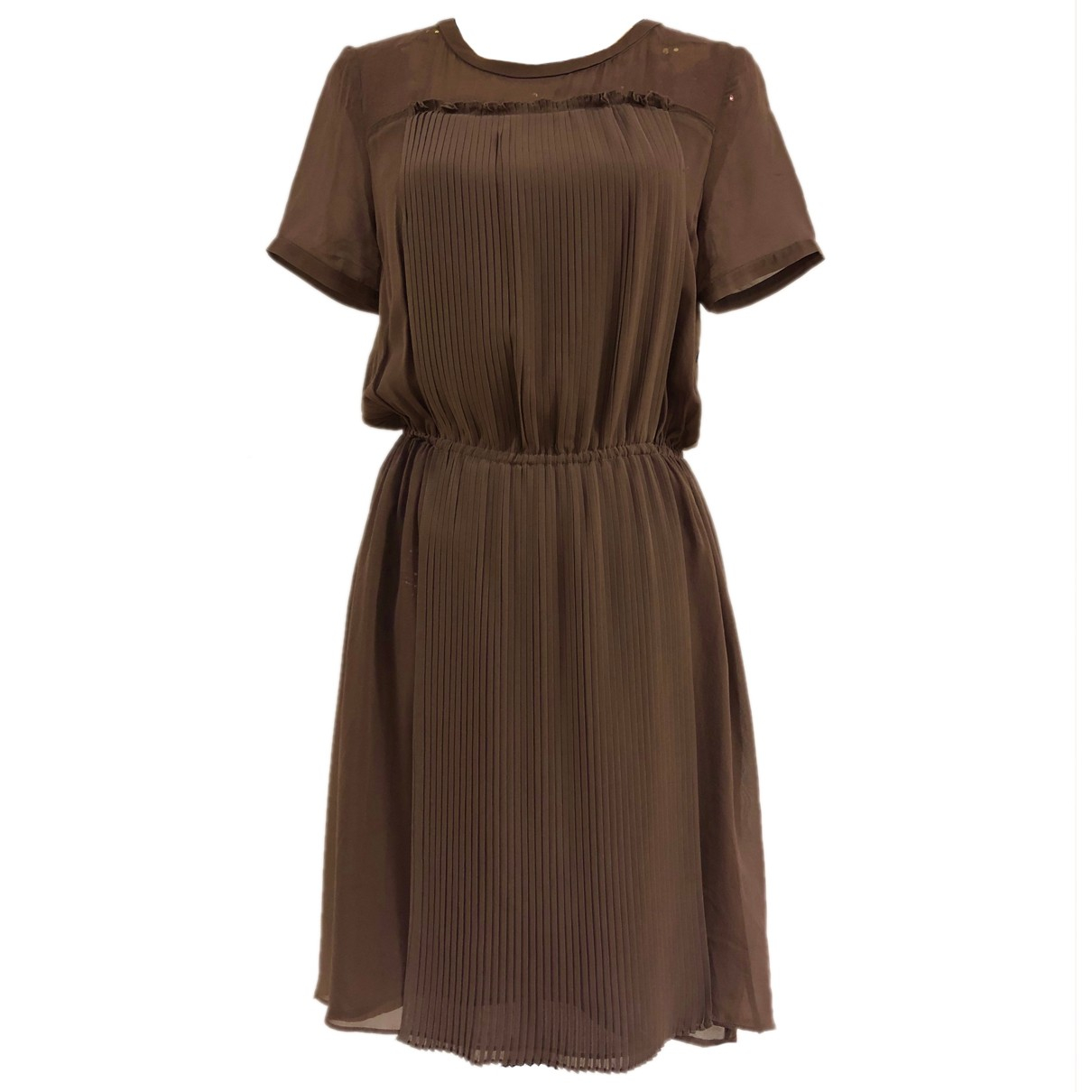 Day Birger & Mikkelsen N Silk dress for Women 36 FR