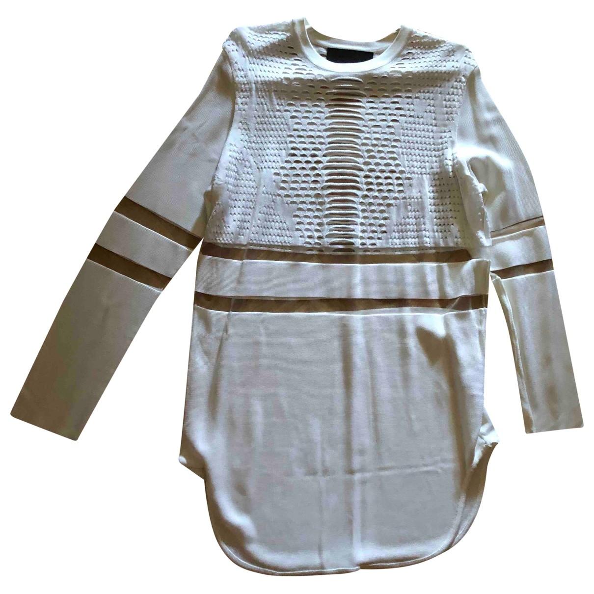 Alexander Wang Pour H&m \N White Knitwear for Women 38 FR