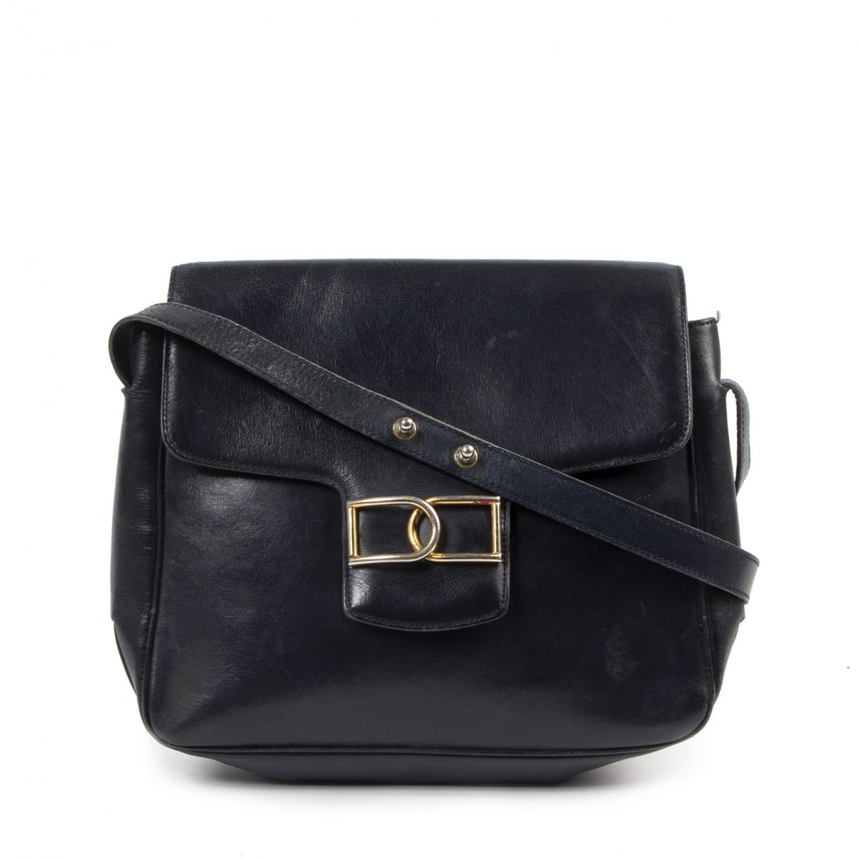 Delvaux \N Blue Leather handbag for Women \N