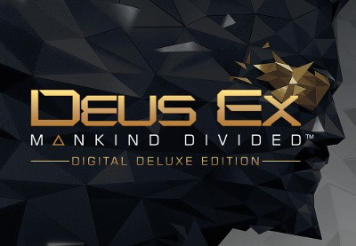 Deus Ex: Mankind Divided Digital Deluxe Edition US XBOX ONE CD Key