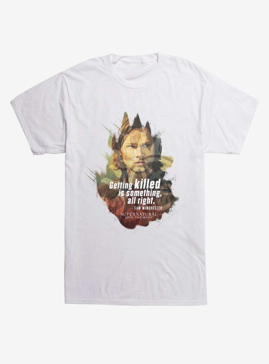 Supernatural Sam T-Shirt