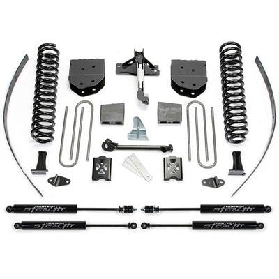 Fabtech 8 Inch Basic Lift Kit w/Stealth Shocks - K20391M