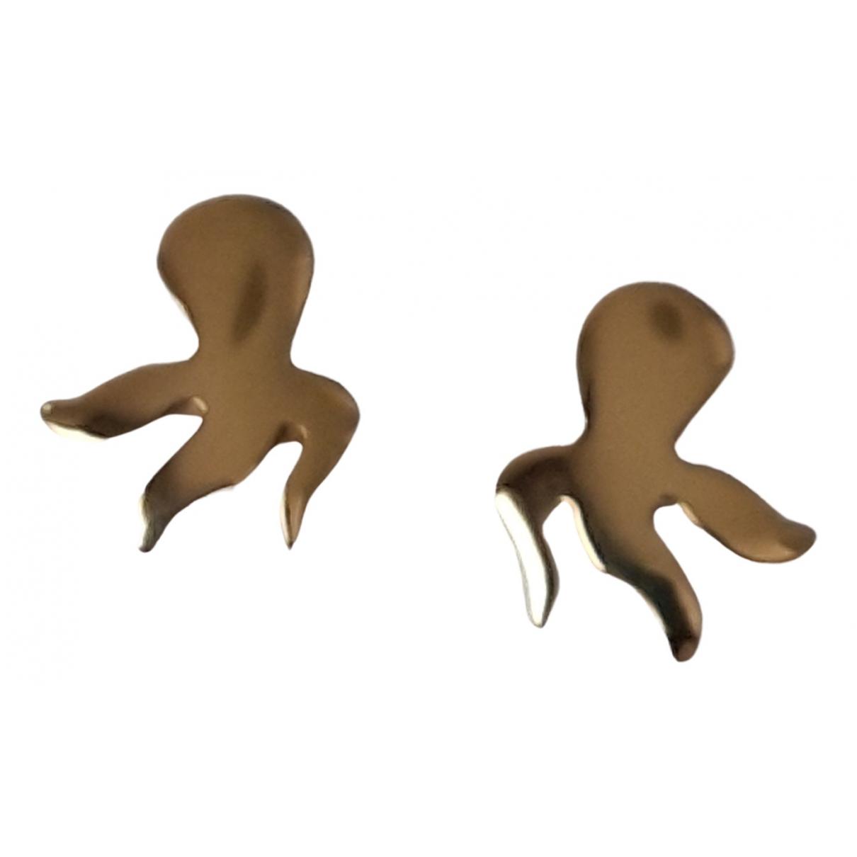 Dodo Pomellato - Boucles doreilles Poulpe pour femme en or jaune - dore
