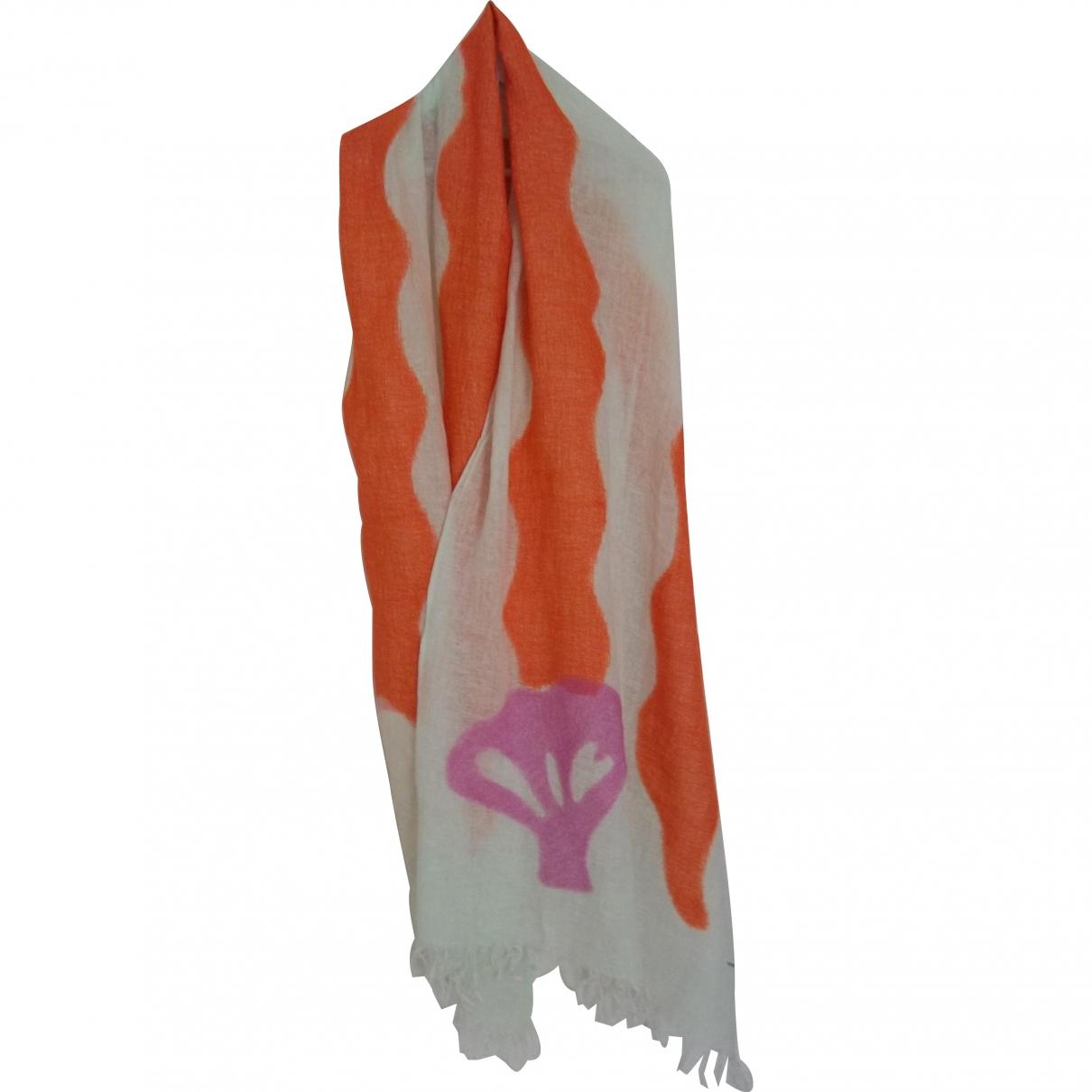 Tsumori Chisato \N Orange scarf for Women \N