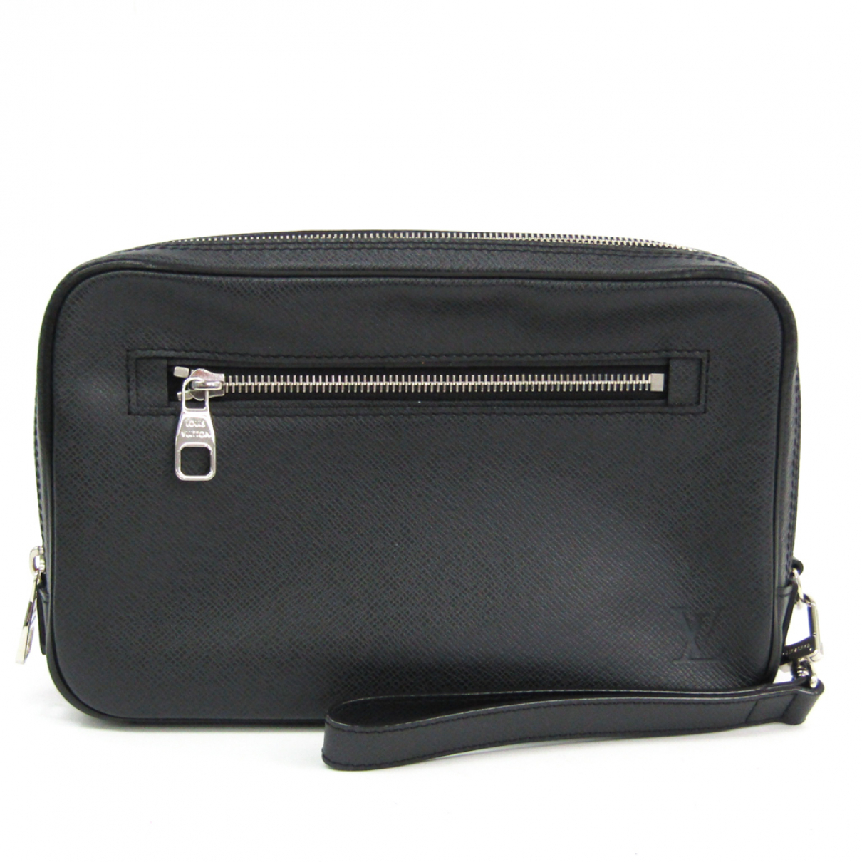 Louis Vuitton N Anthracite Leather bag for Men N